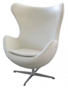 Egg Chair White